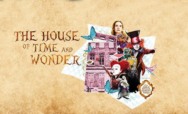 TimeOut's The House of Time and Wonder event