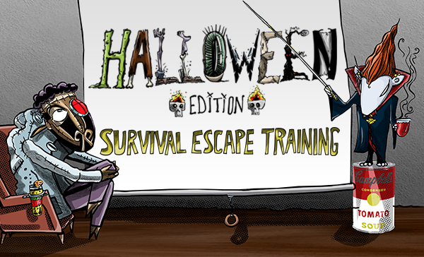 Halloween Survival Training