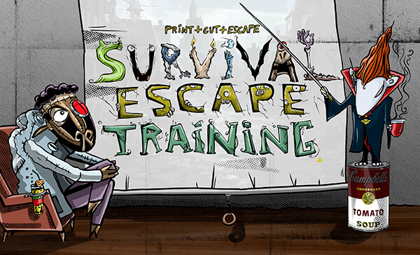 Survival Escape Training