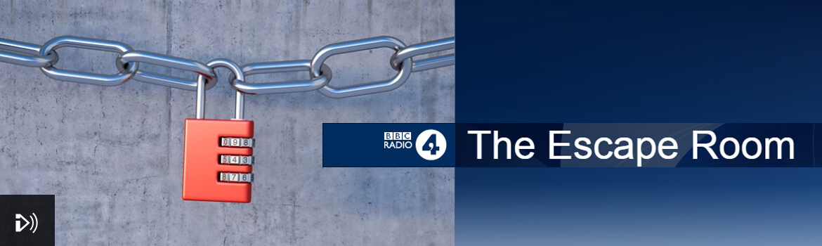 bbc radio the escape room