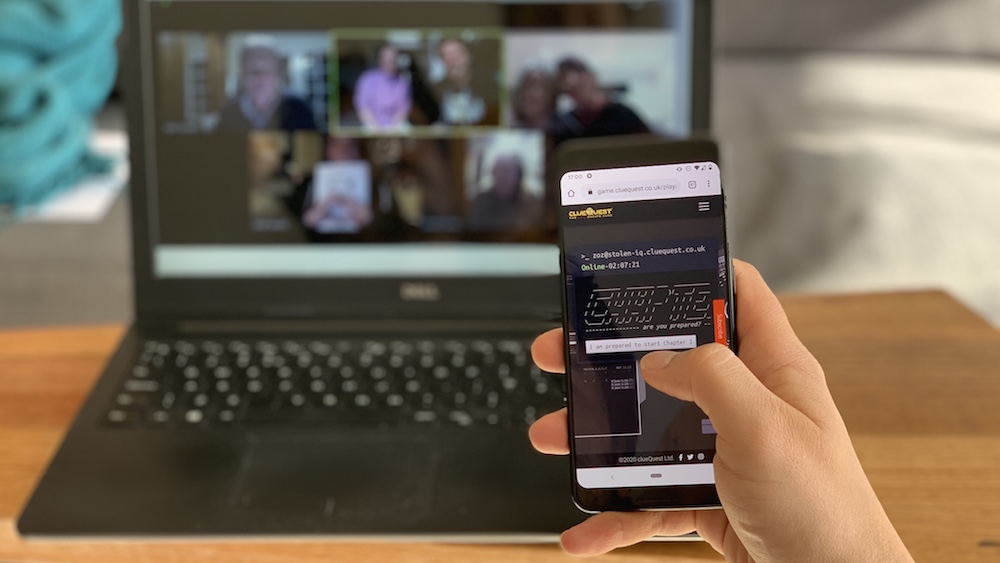 How To Host A Virtual Escape Game Party With Your Friends On Zoom