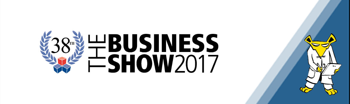 clueQuest at The business show 2017