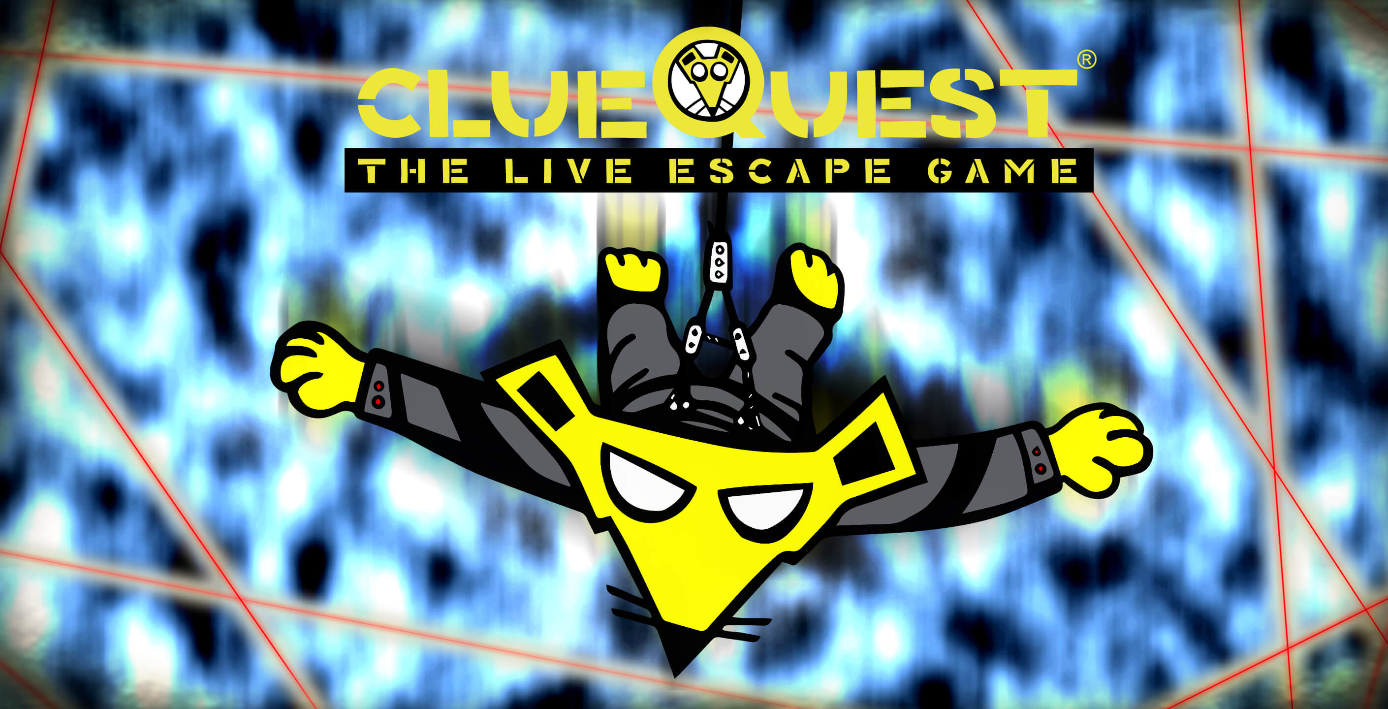 clueQuest live escape game - MrQ - Secret Agent